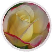 Rose 3913 Round Beach Towel