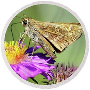 Sachem Skipper Round Beach Towel