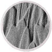 Sand Castle Round Beach Towel