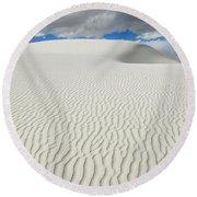 Sand Dune Magic 4 Round Beach Towel