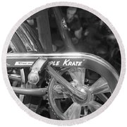 Schwinn Apple Krate Round Beach Towel