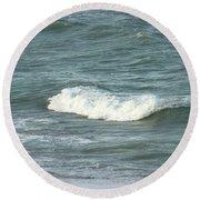 Sea Crest Round Beach Towel