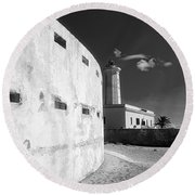 Sea Perspectives Round Beach Towel