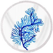 Sea Weed Round Beach Towel