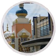 Sectional View Tajmahal Hotel Atalantic Beaches And Board Walk America Photography By Navinjoshi At  Round Beach Towel