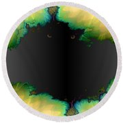 See You Round Beach Towel
