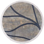 Ser. 2 #01 Round Beach Towel