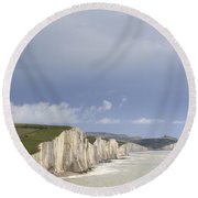 Seven Sisters  - 4 Round Beach Towel