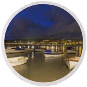 Shaldon Round Beach Towel