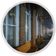 Shaniko Hotel And Cafe Round Beach Towel