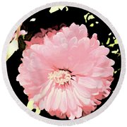 Simply Southern Round Beach Towel