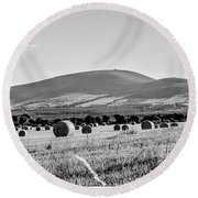 Slievenamon Round Beach Towel