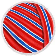 So Very British Round Beach Towel