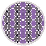 Sofala Round Beach Towel