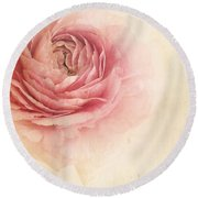 Sogno Romantico Round Beach Towel
