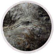 Songlines Series Round Beach Towel