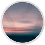 Soul Soothing Round Beach Towel