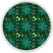 Special Effects 2 Round Beach Towel