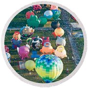 Special Shapes Round Beach Towel