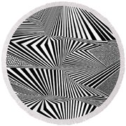 Ssergorp Round Beach Towel