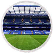 Stamford Bridge Round Beach Towel