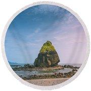 Stone Island Round Beach Towel