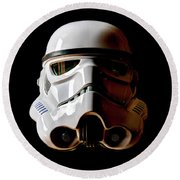 Stormtrooper 1 Round Beach Towel
