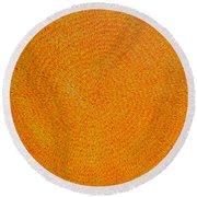 Su Gaia Round Beach Towel