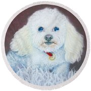 Such A Charm Round Beach Towel