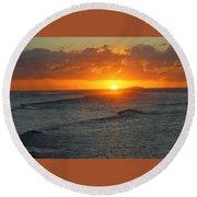 Sun Isabela Round Beach Towel
