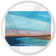 Sun Sliver Round Beach Towel
