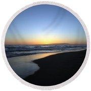 Sunet Beach Round Beach Towel
