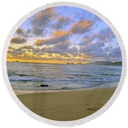 Sunrise 6901 Round Beach Towel