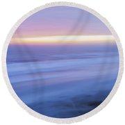 Sunrise Atlantic 2 Round Beach Towel