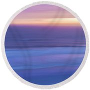 Sunrise Atlantic 3 Round Beach Towel