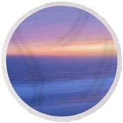 Sunrise Atlantic 4 Round Beach Towel