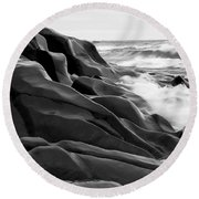 Superior Edge        Round Beach Towel