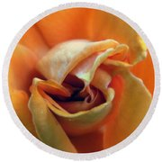 Sweet Seduction Round Beach Towel