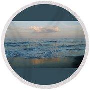Sweet Tide Round Beach Towel