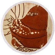 Sweethearts 7 - Tile Round Beach Towel