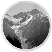T-304403 Mt. Formidable Round Beach Towel