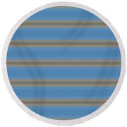 T J O D X X X Compilation 88 To 1 Round Beach Towel