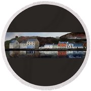 Tarbert Round Beach Towel