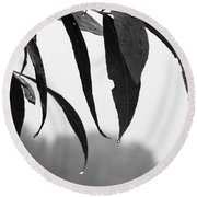 Tears Round Beach Towel