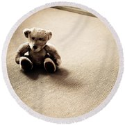 Teddy Round Beach Towel