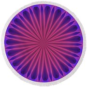 Ten Minute Art 102610 Round Beach Towel