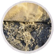 Texture101 Round Beach Towel