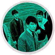 The Animals Collection Round Beach Towel