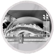 The Bean - 1 Round Beach Towel