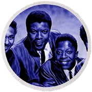 The Coasters Collection Round Beach Towel